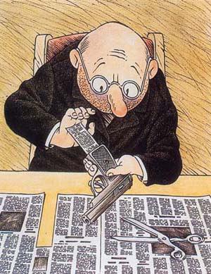 Ödüllü karikatürler 11