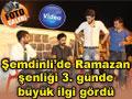 Şemdinli'de Ramazan Şenlikleri devam ediyor