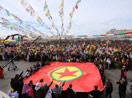 Van'da on binler Newroz'a akıyor