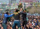 Mardin ve Siirt'te halklar Newroz'u kutluyor