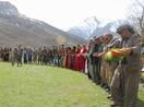 Erzincan ve Kozluk'ta Newroz