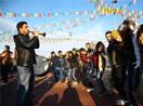 Tarihi Newroz başladı