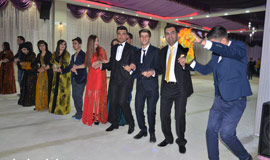 Şemsettin Onay Anadolu Lisesi Veda Gecesi