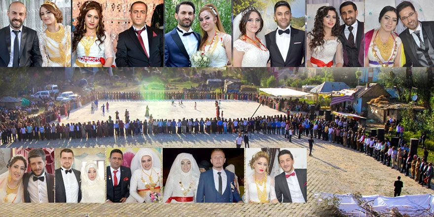 Yüksekova Düğünleri (22-23 Temmuz 2017)