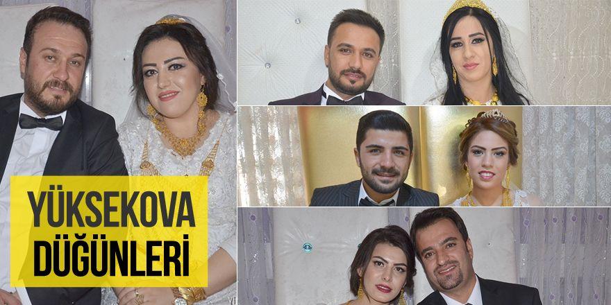 Yüksekova Düğünleri (25  - 26 Kasım 2017)