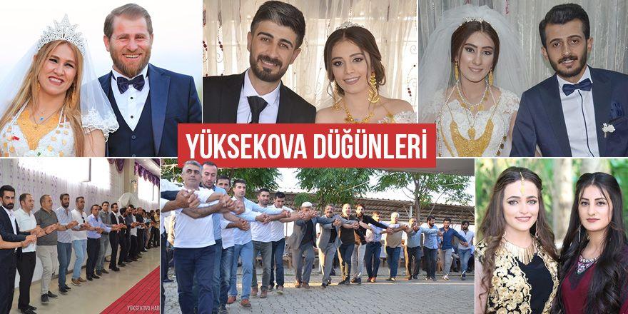 Yüksekova Düğünleri (07 - 08 Temmuz 2018)