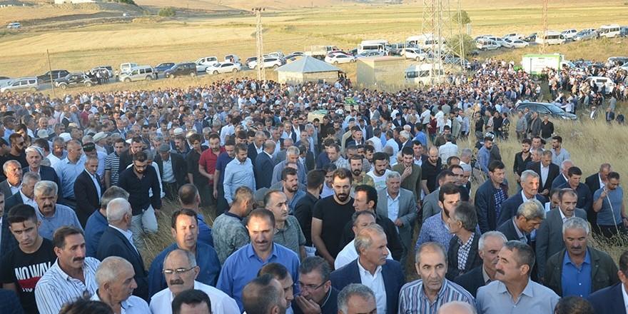 Sertip ve Ferhenk Dara'yı binler uğurladı