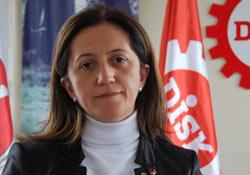 DİSK Genel Sekreteri Arzu Çerkezoğlu beraat etti