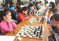 Kulp'ta Satranç Turnuvasının Finali Yapıldı