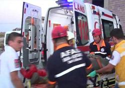 Bitlis'te zincirleme kaza: 31 yaralı