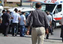 Traktörün Çarptığı Öğrenci Ağır Yaralandı