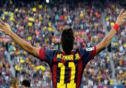 Neymar'dan 5 yıllık imza