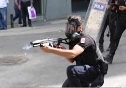 Polisin vurduğu genç yoğun bakımda