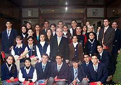 Öğrencilerimizin Ankara Ziyareti