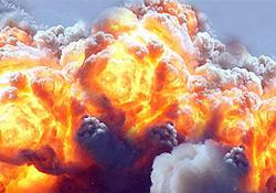 Serêkaniyê'de patlama