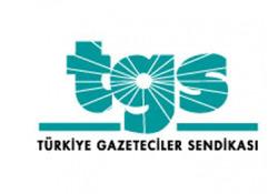 TGS: 'Gazetecilik suç değildir' demek için 1 Mayıs'a