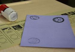 Suriye'de oyların sayımına başlandı