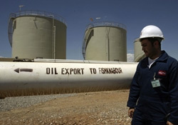 Irak Yönetimine Petrol Tepkisi