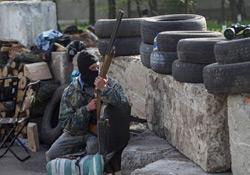 Donetsk'teki Operasyonda En Az 30 Kişi Öldürüldü