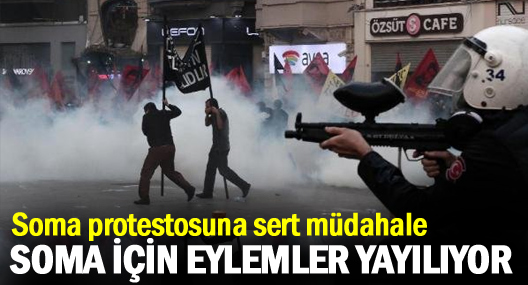 İstiklal Caddesi'nde polis müdahalesi