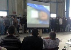 Soma maden faciasında ölenleri projeksiyonla teşhis ettiler