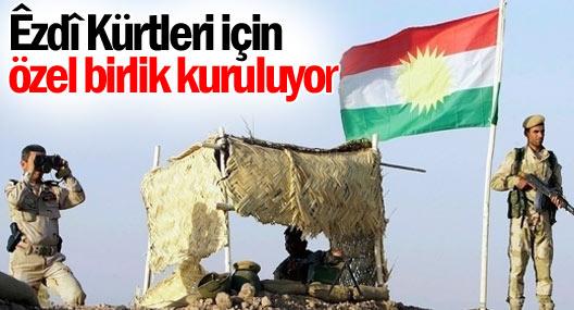 Êzdî Kürtleri savunmak için 1000 kişilik Pêşmerge taburu kuruluyor