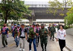 Tayland Ordusu Başkomutanı: Böyle Giderse Müdahale Ederiz