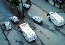 Yüksekova'da gerginlik çıktı