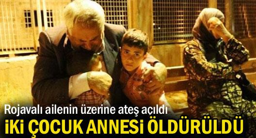 Rojava'dan Türkiye'ye geçmek isteyen kadın öldürüldü
