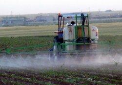 Mardin Ovası'nda Sivrisinek Ve Kurtlara Karşı Pamuk İlaçlaması Başladı