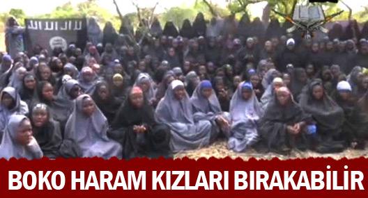 'Boko Haram kızların yarısını serbest bırakacak'