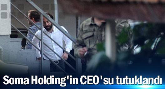 Alp Gürkan'ın Oğlu Can Gürkan Tutuklandı