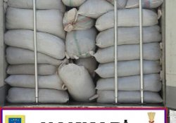 18 Ton Kaçak Çay yakalandı
