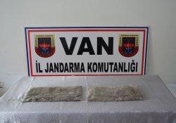 Van'da Eroin Operasyonu