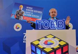 Erdoğan, Kılıçdaroğlu'nu dinlemedi