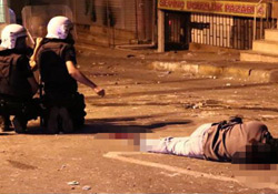 4'ü Polis 5 Kişi Yaralandı