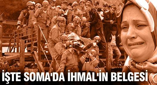 Soma faciasının izleri devlet yazışmalarında