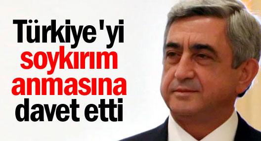 Ermenistan, Türkiye'yi soykırım anmasına davet etti