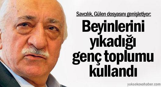 Savcılık, Gülen dosyasını genişletiyor: 'Devlet rejimini istismar etti'