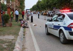 Trafik kazaları: 5 yaralı