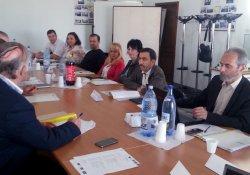 Projeler Birimi Romanya'da