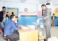 Bingöl'de Muhtarlık Seçimi Yapıldı