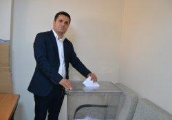 Esob Seçimini Talat Kara Kazandı