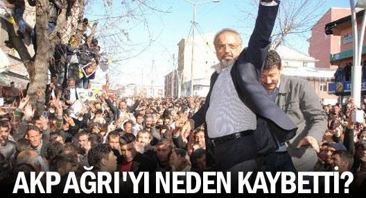 AKP 'doğudaki kalesi' Ağrı'yı neden kaybetti?