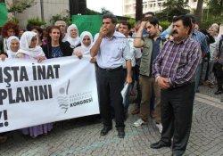 HDP'lilere saldırı İzmir'de kınandı