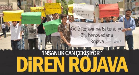 CÖDER Rojava'daki katliamı ve idamları kınadı