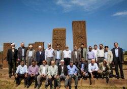Din Adamlarının Ahlat Ziyareti
