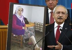 Kılıçdaroğlu fotoğraf gösterdi