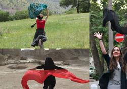 İranlı kadınların özgürlük kaçamağı