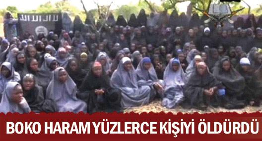 Boko Haram saldırılarında yüzlerce ölü